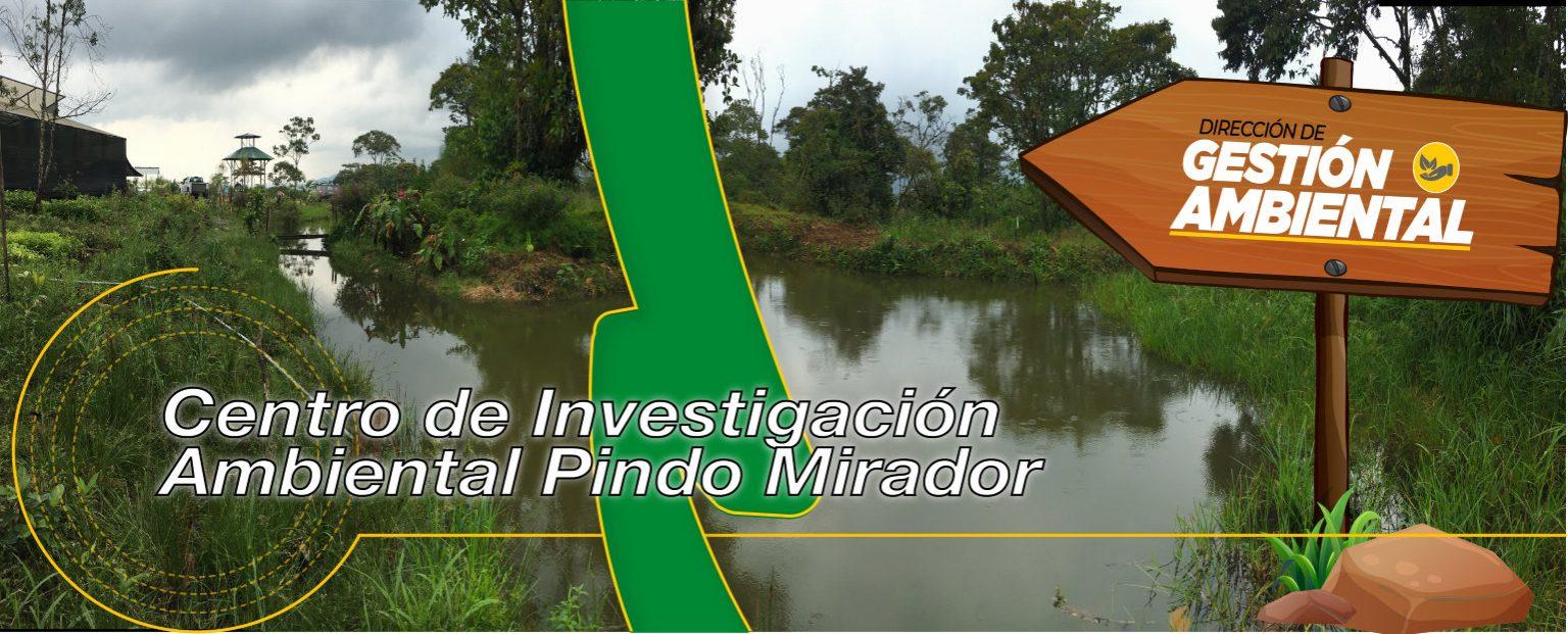Centro de Investigación Ambiental Pindo Mirador - DGA