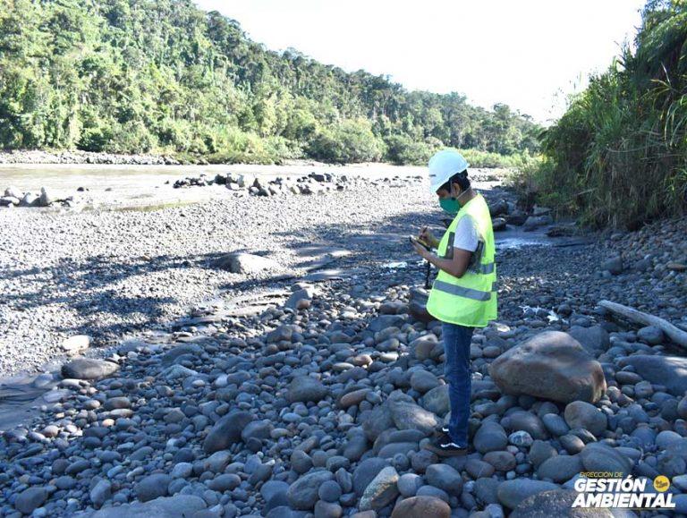 Seguimiento y Control de las Áreas Mineras a cargo del GADPPz