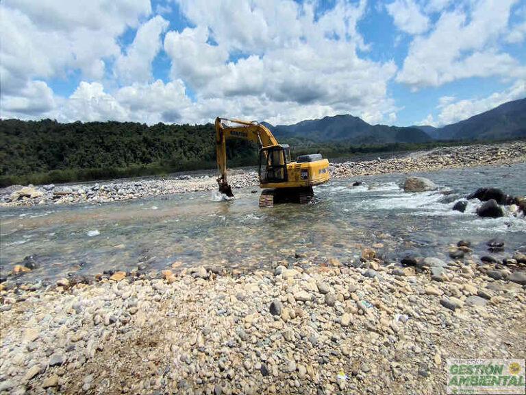 Autorizaciones de ampliación de plazo de los libres aprovechamientos de materiales de construcción para obra pública