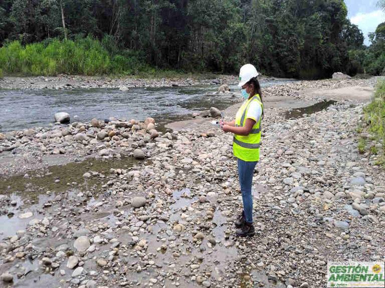 Seguimiento y monitoreo de las Área mineras a cargo del GADPPZ